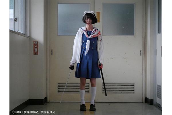 元NMB48・市川美織の初主演映画『放課後戦記』BD&DVD 9・19発売決定