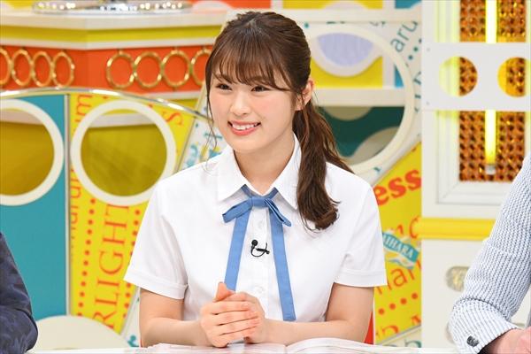 野爆くっきーがNMB48 渋谷凪咲のすっぴん予想図を披露!『メッセンジャーの○○は大丈夫なのか?』7・26放送