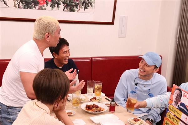 松本人志、新婚ISSAに「炎上するよ!」『ダウンタウンなう』7・27放送
