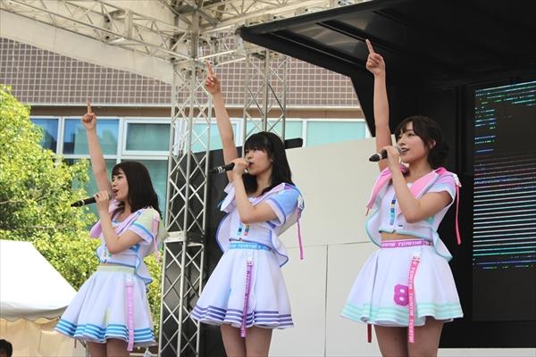 AKB48・吉川七瀬がジャガーさんと初共演「スタイルが良くて隣に並びたくない(笑)」
