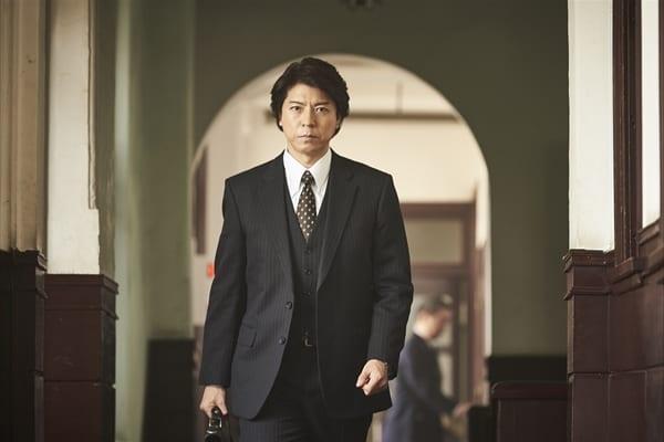 9・23スタート「連続ドラマW 真犯人」見どころ満載のミニガイド公開中!主演・上川隆也のインタビューも