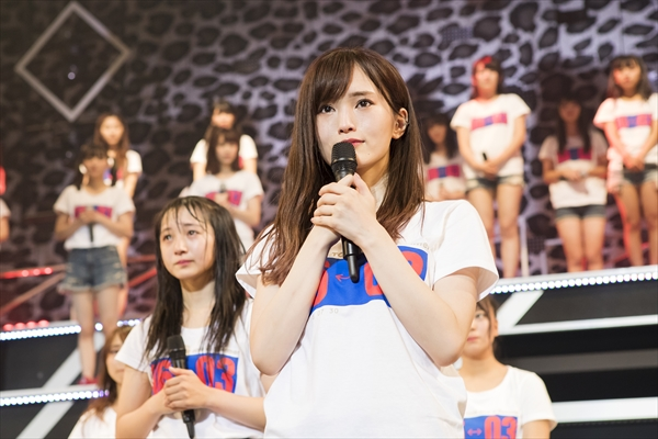 NMB48・山本彩が卒業発表「さやか」コールに涙