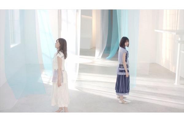乃木坂46・白石麻衣&西野七瀬ユニット曲「心のモノローグ」MV公開