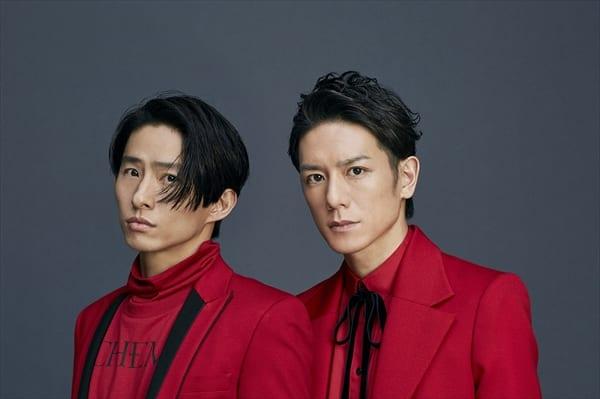 三宅健&滝沢秀明「KEN☆Tackey」が『Mステ』初出演!デビュー曲「逆転ラバーズ」披露