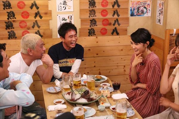 葵わかな、松本人志の前で「マッチョは苦手」『ダウンタウンなう』8・3放送
