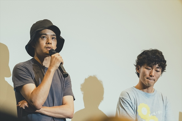 池松壮亮「人間の感情のすごさを見せられる映画」松居大悟監督と『君が君で君だ』トークイベント開催