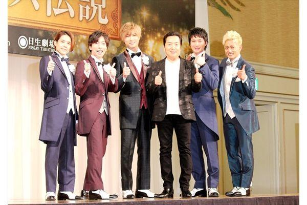 A.B.C-Z主演舞台「ジャニーズ伝説2018」10月上演!