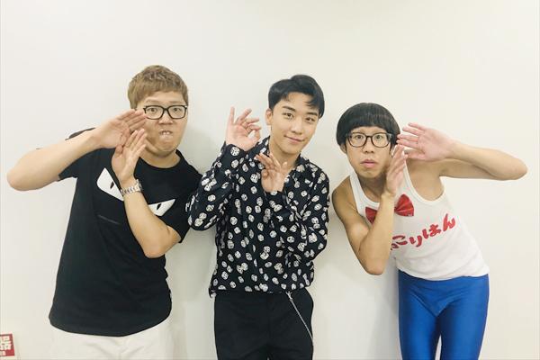 BIGBANG・V.IがHIKAKIN、ひょっこりはんらとコラボ!