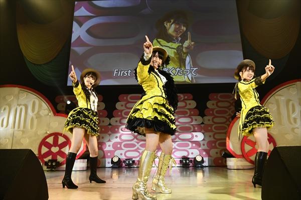 <p>AKB48チーム8「8月8日はエイトの日 夏だ!エイトだ!ピッと祭り!」©AKS</p>