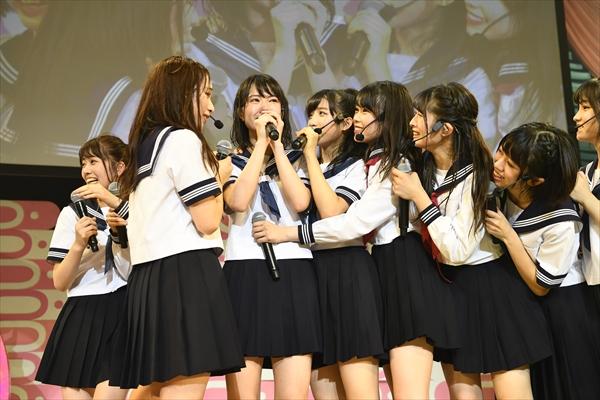小田えりな感極まる「チーム8が大好き」AKB48チーム8「エイトの日」4公演開催