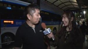 『密着!バスタ新宿でワケあり旅人に便乗してみました。』