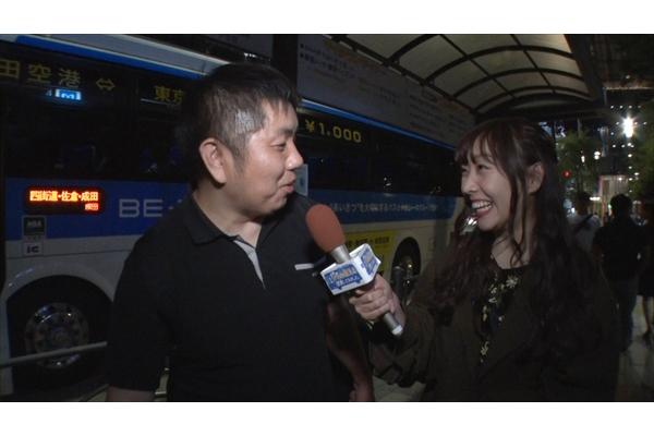 池田美優、須田亜香里もガチ交渉!『バスタ新宿でワケあり旅人に便乗してみました』8・19放送