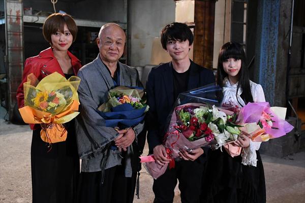 吉沢亮主演『GIVER』クランクアップ!「毎回挑戦があって楽しい現場でした」