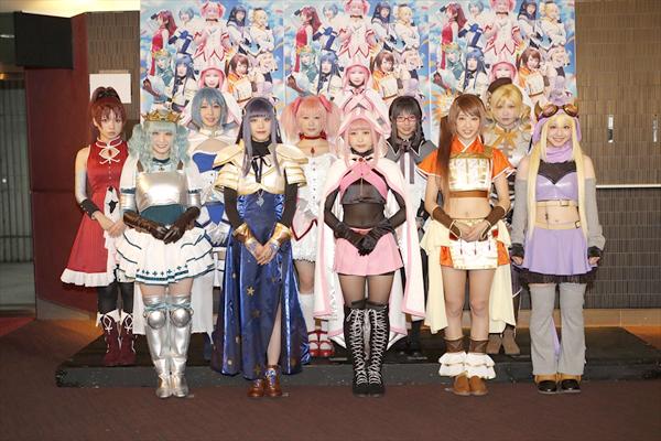 けやき坂46出演舞台「マギアレコード 魔法少女まどか☆マギカ外伝」開幕