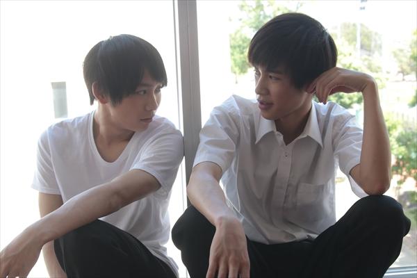 阪本一樹&須賀健太『サイモン&タダタカシ』DVD 11・2発売決定
