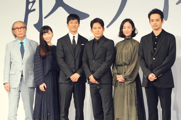 岡田准一「散り椿」で殺陣任される 木村大作監督「殺陣は全部岡田さんにつけていただいた」