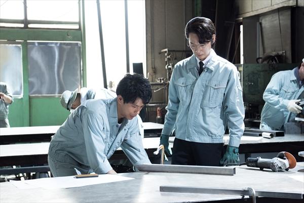 <p>『ハゲタカ』©テレビ朝日</p>