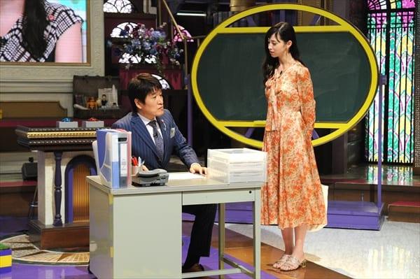 ガンバレルーヤ・まひるが最強の小顔術を体験!『林先生が驚く 初耳学!』9・2放送