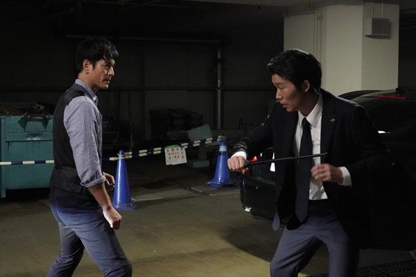 沢村一樹、壮絶アクションに「もしかしたら負けちゃう」『絶対零度』第9話 9・3放送