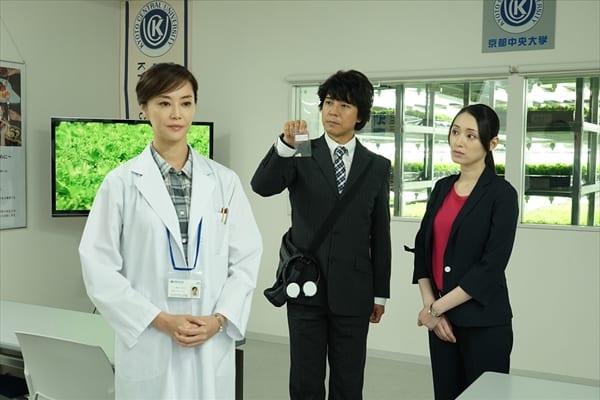 観月ありさが『遺留捜査』最終回に出演「テレビで見ていた糸村刑事が目の前にいる!」