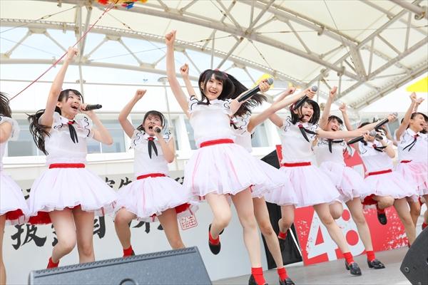 NGT48研究生お披露目ライブ「私たちも新潟の女です!」開催