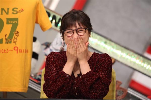 土屋太鳳、笑い止まらずMCアリタに怒られる「ヘラヘラされても困る!」『脱力タイムズ』9・7放送