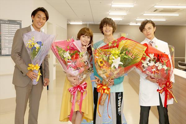 窪田正孝「最高でしたーーっ!」『ヒモメン』クランクアップ