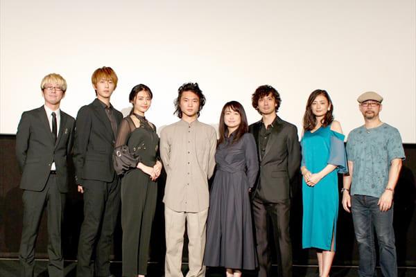 新人・金井浩人、池脇千鶴らに感謝「ずっと対等に扱ってくれた」映画「きらきら眼鏡」先行公開