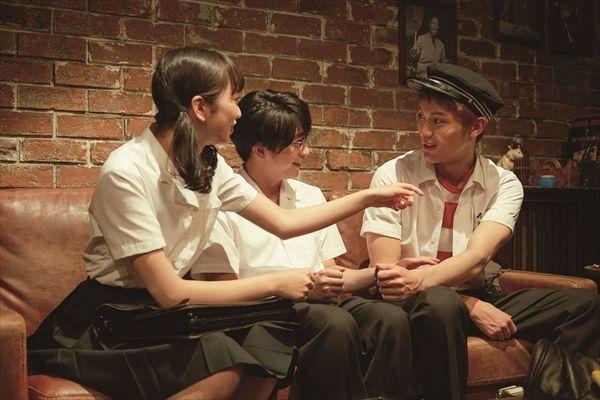 知念侑李が中川大志に「本当に見とれちゃってた」『坂道のアポロン』ビジュアルコメンタリー一部映像特別公開