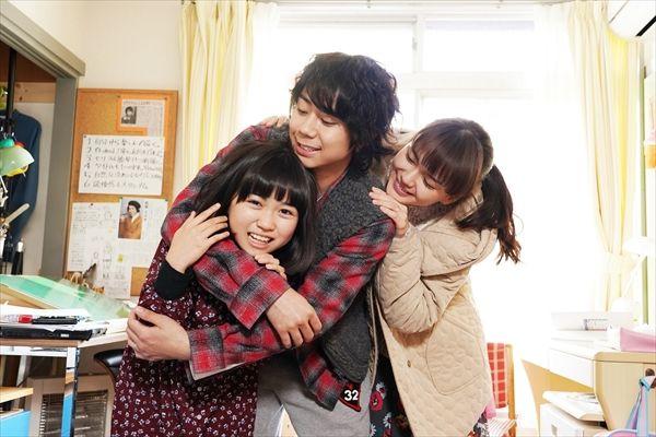 北山宏光初主演「トラさん」19年2・15公開決定!さらに高畑家の家族写真解禁