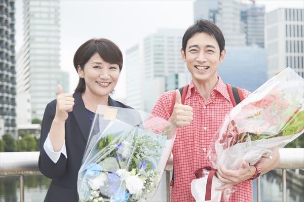 小泉孝太郎&松下由樹が撮了!「悔いはありません!」『警視庁ゼロ係』9・14最終回