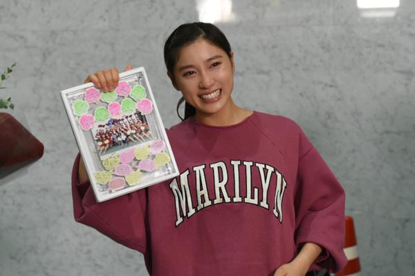 土屋太鳳ら「ROCKETS」20人がオールアップ!『チア☆ダン』ついに最終回
