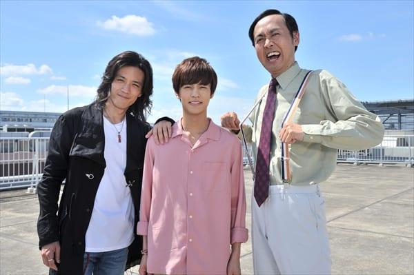 アンガールズ田中、仮面ライダーに再び!『フォーゼ』で演じた教師役で登場