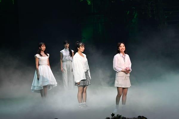 ももクロ×本広克行ミュージカル「ドゥ・ユ・ワナ・ダンス?」公開舞台稽古