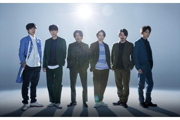 V6の新曲が『ワンピース』新主題歌に!【全メンバーコメント】