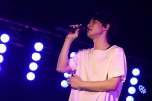 『林部智史 in テレビ朝日・六本木ヒルズ夏祭り SUMMER STATION音楽 LIVE』