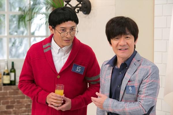 玉木宏が『LIFE!』でコントに初挑戦!奥手キャラで内村光良と二人芝居