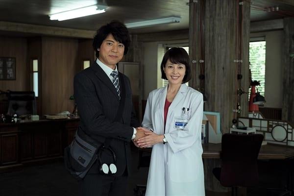 上川隆也が沢口靖子と21年ぶりに共演!『遺留捜査』最終話で『科捜研の女』とコラボ