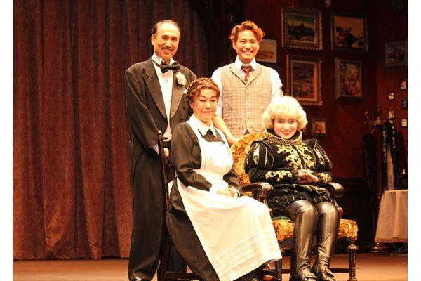 桐山照史に感心!黒柳徹子主演舞台「ライオンのあとで」開幕