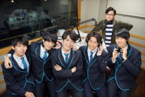 「TOKAI SCHOOL BOYSの放課後HR」