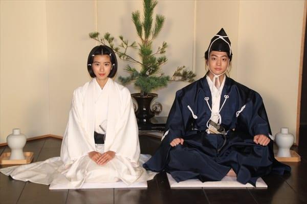 黒島結菜&伊藤健太郎の戦国ラブコメ『アシガールSP』クランクアップ