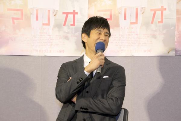 <p>『スーパープレミアム スペシャルドラマ「マリオ~AIのゆくえ~」』</p>