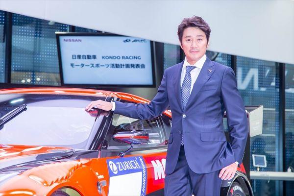 近藤真彦、大坂なおみ選手を引き合いにレース優勝のご褒美は「GT-R」!?