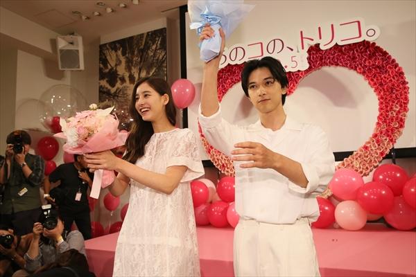 吉沢亮&新木優子があま~い恋バナ披露「ボクのこと好き?と聞いたら…」