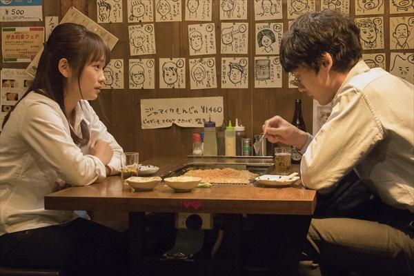 「人魚の眠る家」坂口健太郎&川栄李奈のデート写真解禁