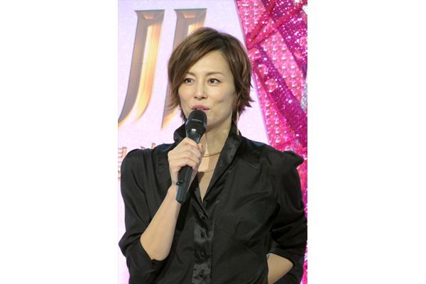 米倉涼子『リーガルV』ヒットを宣言「勝とうと思います」