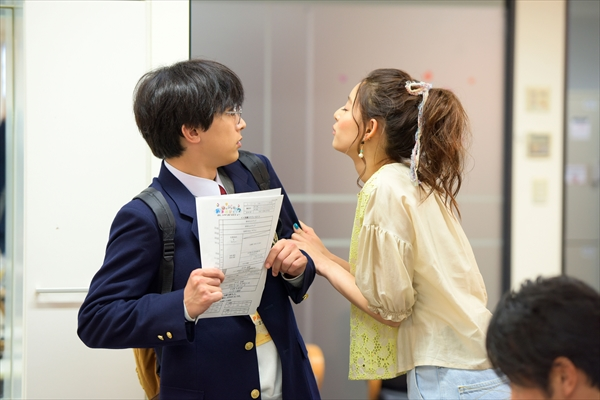 吉沢亮と新木優子が大接近!「あのコの、トリコ。」本編映像初解禁