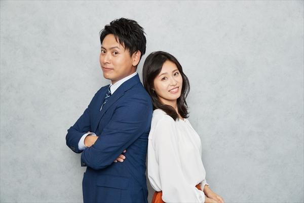 山下健二郎×本仮屋ユイカ「今の時代だからこそハッピーになれるドラマを」dTV×FOD共同製作ドラマ「Love or Not 2」
