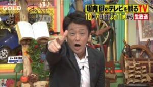 『堀内健のテレビを観るTV』