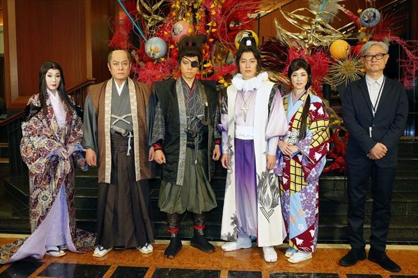 上川隆也「未体験の新しいものにあふれている」主演舞台『魔界転生』公開ゲネプロ